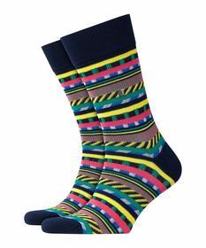 Socken Construction Stripe
