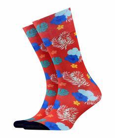 Socken Hawaii Print