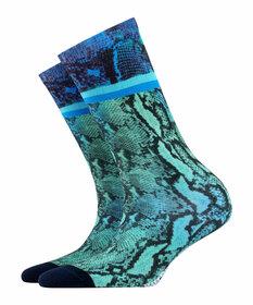 Socken Snaky Print