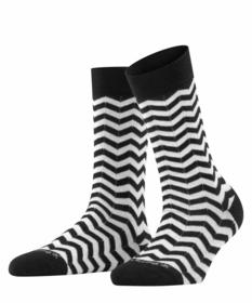 Socken Zig Zag Stripe