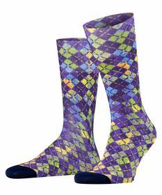 Socken Argyle Punk