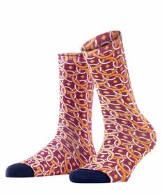 Socken Foulard Print