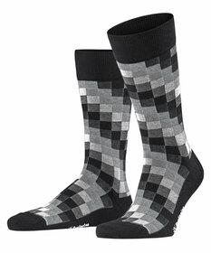 Socken Graphic Check