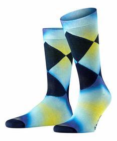 Socken Gradient Argyle