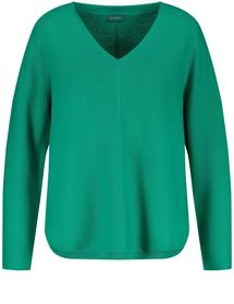 PULLOVER 1/1 ARM - 05360/ELECTRIC GREEN