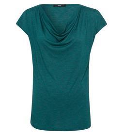 T-Shirt Wendy Waterfall Neck Short