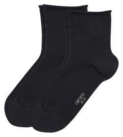Women Basic Ankle Socks 2p