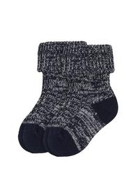Baby Fashion Socks - 5800/blue melange