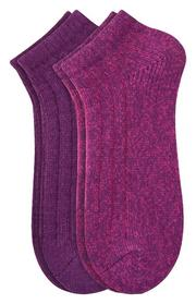 Men Fashion ca-soft Socks 2p - 5999/navy