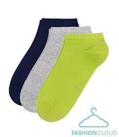 Unisex Basic Sneaker 3p