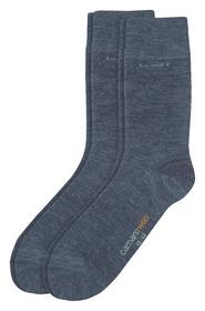 Unisex Basic ca-soft tex wool Socks 2p