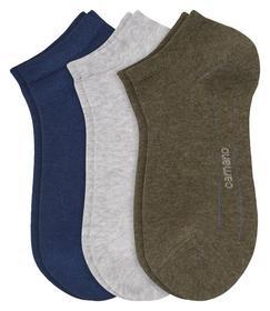 CA Soft Sneaker 3-er Pack - 7800/laurel melange