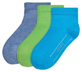 CA-Soft Ki-Shorty 3p - 6500/turquoise