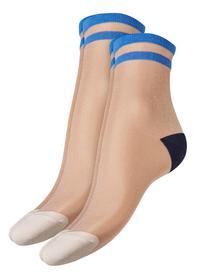Women Fashion Socks 2p - 5514/campanula