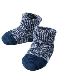 Baby rib Socks in Box 1p