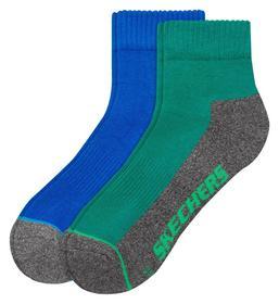Boys Fashion Sock 2p - 9999/black