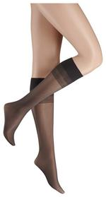 Women Basic Everyday 20 DEN Matt Knee-Highs 1p