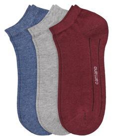 CA Soft Sneaker 3-er Pack - 3801/bordeaux