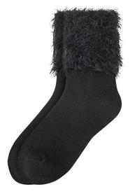 Women Fashion Fake Fur Socks 1p