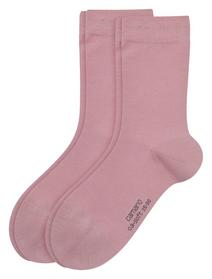 Unisex Basic Socks 4p - 6295/blue aster