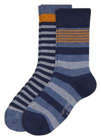 children socks 2p - 5801/blue