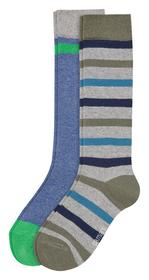 Fashion Wool Mix Socks 1p - 3901/portwine