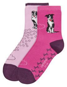 Junior Fashion Socks 2p