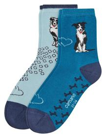 Junior Fashion Socks 2p