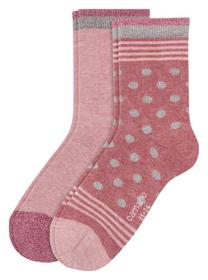 women cuddle socks 2p