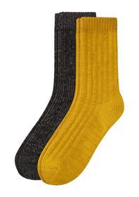 Unisex hygge Socks 2p