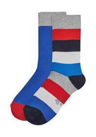 Men Fashion Socks 2p
