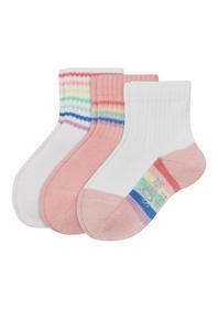 Baby Fashion Socks 3p - 2019/blossom