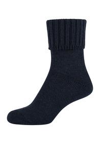Women wool-mix Socks 1p - 5999/navy