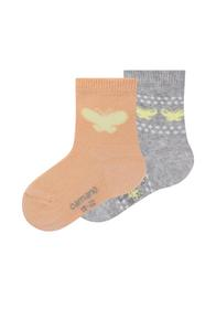 Baby Socks organic cotton 2p