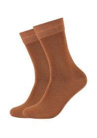Unisex ca-soft organic cotton Socks 2p