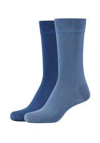 Women silky feeling Socks 2p