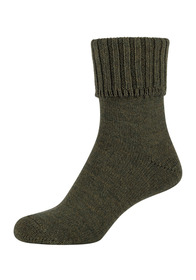 Women wool-mix Socks 1p