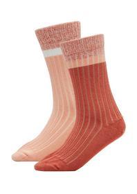 Women essentials organic rib Socks