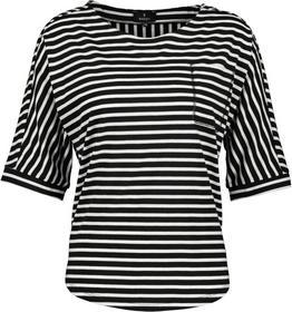 Shirt schwarz Ringel
