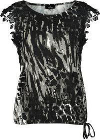 Shirt carbon gemustert