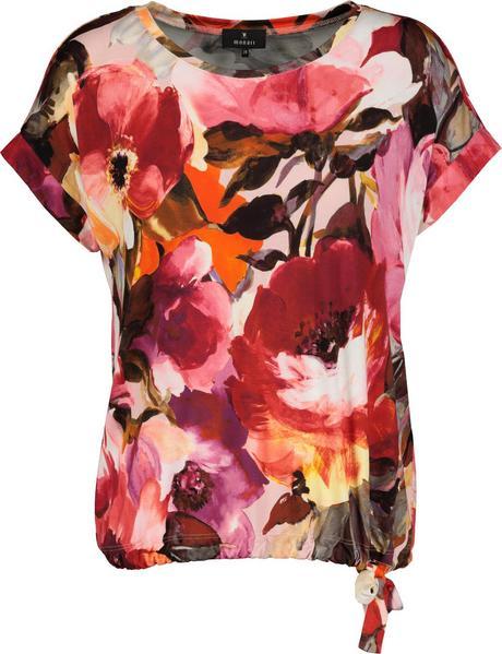 Shirt - 261/papaya gemustert