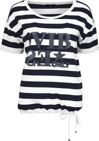 Shirt midnight Ringel