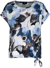 Shirt midnight gemustert