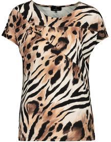 Shirt, sahara gemustert