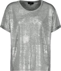 Shirt, silber