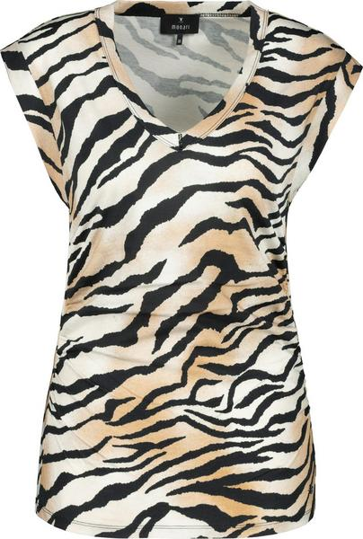 Shirt - 998/schwarz gemustert