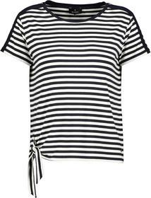 Shirt, schwarz Ringel