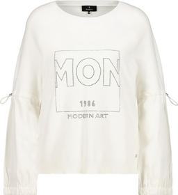 Pullover - 102/off-white