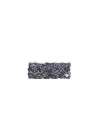 HAARBAND - 98S1/dark grey multicolored st