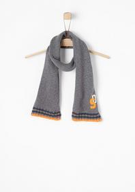 SCHAL - 97X7/grey melange knit